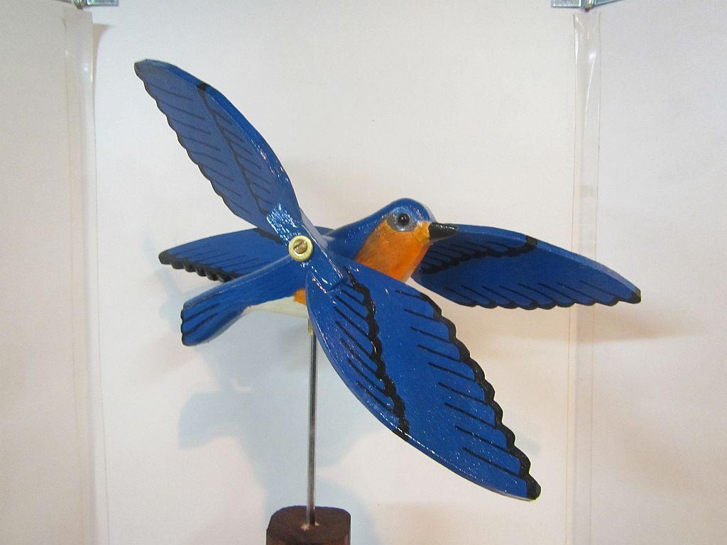 BLUE BIRD -W