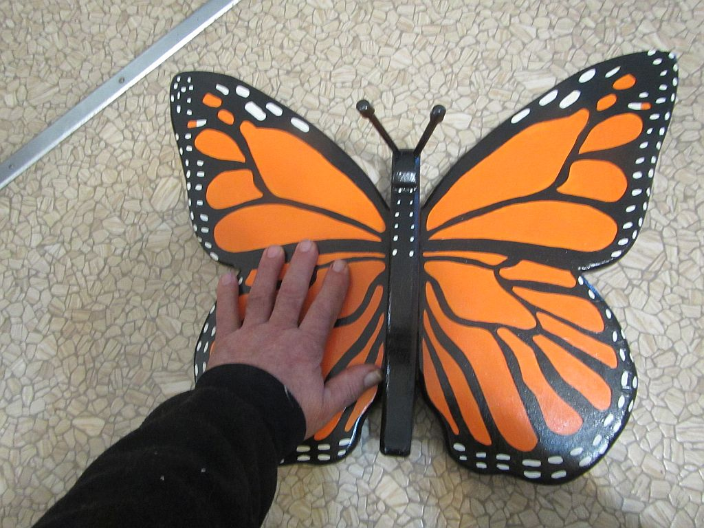 LARGE MONARCH