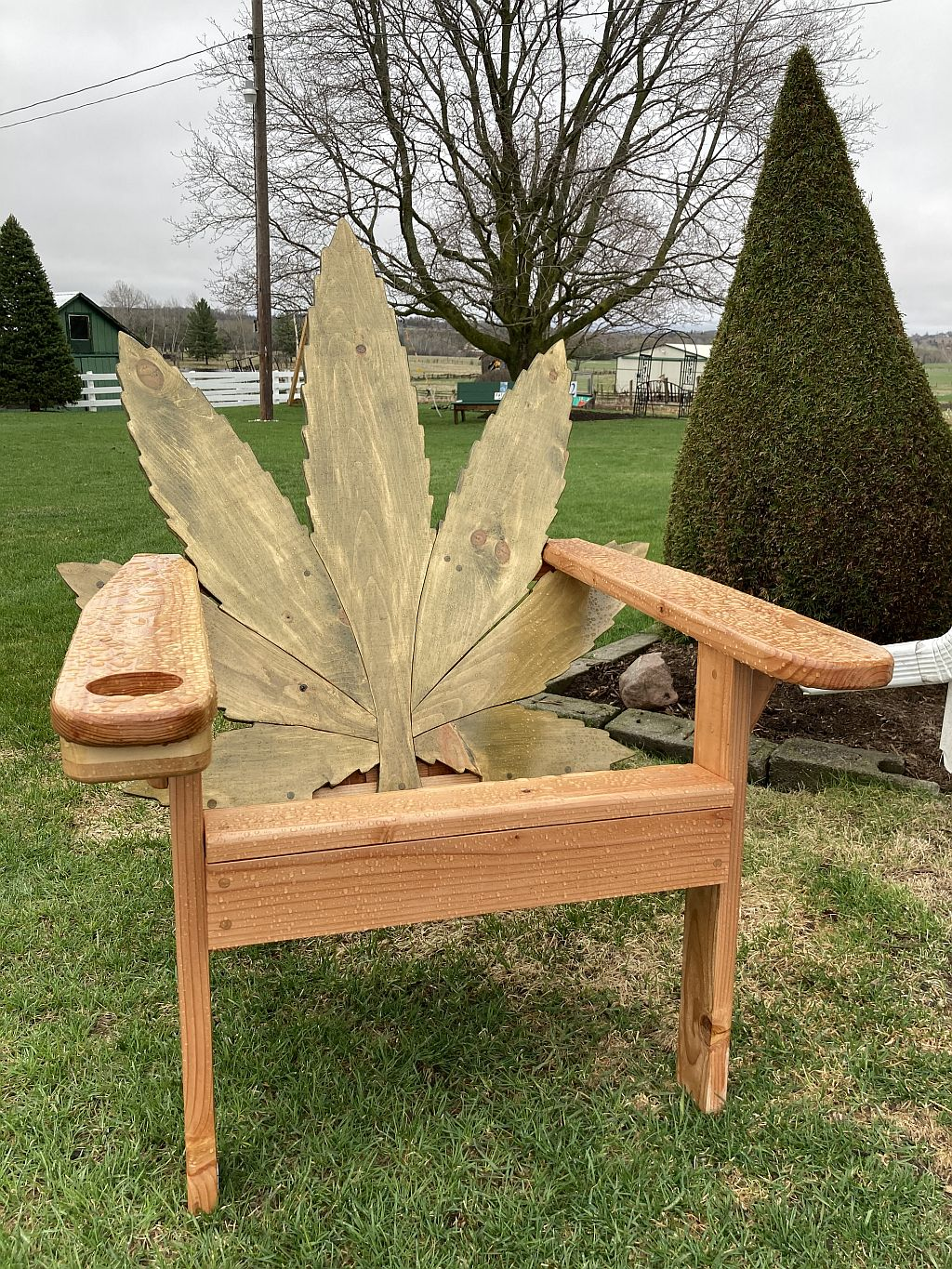 MUSKOKATOKE CHAIR